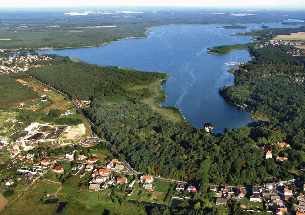 jezioro sławskie