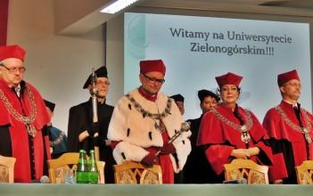 inauguracja UZ